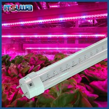 Factory Hot Sale T8 G13/Integrated 3ft 4ft 5ft 13W 18W 22W Indoor LED Grow Tube Light Full Spectrum LED Grow Light for Plant