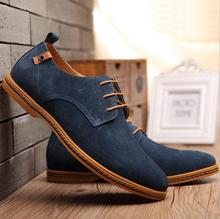 cy10034a plus size men casual shoes male dress shoes big size