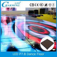 party disco/DJ lighting led dance floor lights