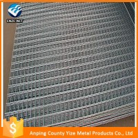 galvanized welded wire mesh 100x100 hole size