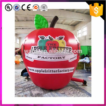 Fruits Replica Advertising 3m Inflatable Apple Model W689
