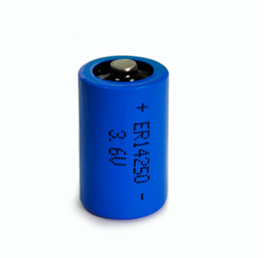 3.6 Volt 1/2AA szie ER14250 1200mAh li-ion lithium batteries