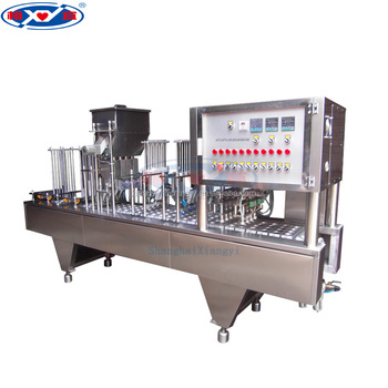 coffee capsules packing machines