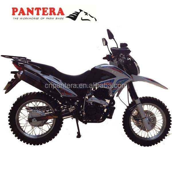 PT200GY-3 Adult Popular Four Stroke 200cc Automatic Motorcycles