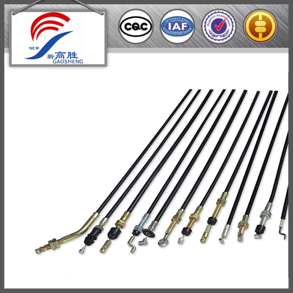 break steel cable for motorcycle mechine control