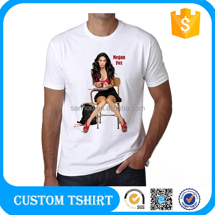 Wholesale Personalized Cheap T-Shirt Printing Made In China