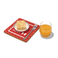 cork placemat coasters
