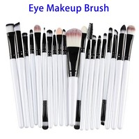 Cosmetic Brush Set Beauty Makeup Tools Set Make Up Brushes of 20 Pcs