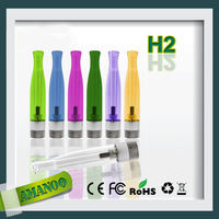 Atomizer tank system,easy to refill wholesale weecke H2 cloud pen dry herb atomizer