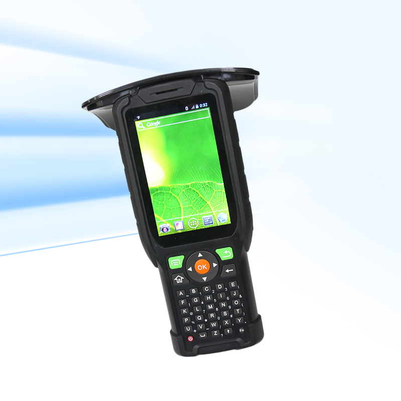 retail store inventory touch screen android uhf rfid reader phone