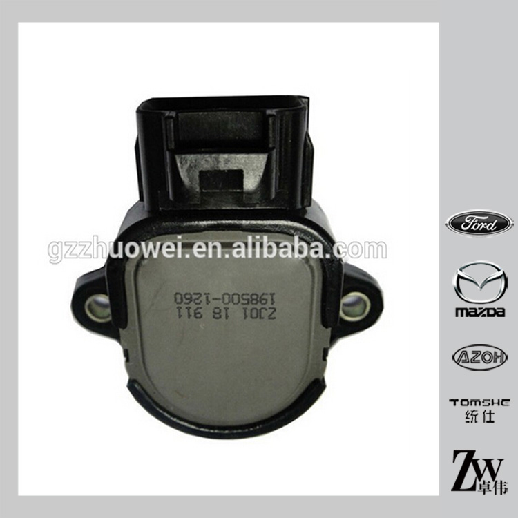 Mazda 3 Parts BK New Throttle Body Position Sensor Denso Throttle Position Sensor ZJ01-18-911