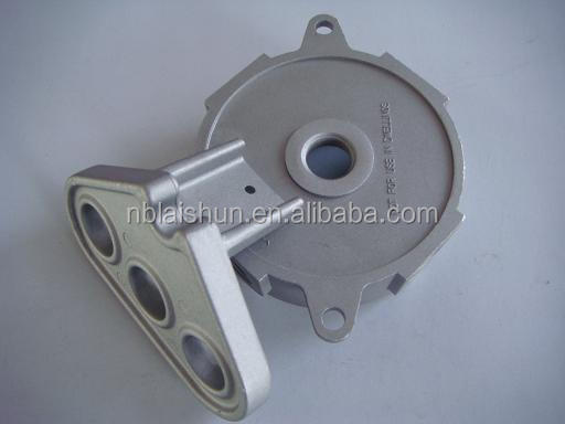 Aluminium or zinc die casting part