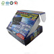 Cheap stuff to sell take-out boxes with wire handles popular style packaging box /paper packaging box in China