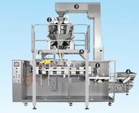 sachet packaging machine system for packing rice sugar food