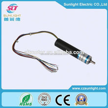 22mm Planetary Geared Slotless brushless dc motor for fuel pump