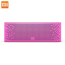 Global Version Xiaomi Square Bluetooth Speaker Wireless Portable MP5 / MP3 Player / Handsfree for <strong>Mobile</strong> <strong>Phone</strong> for Call