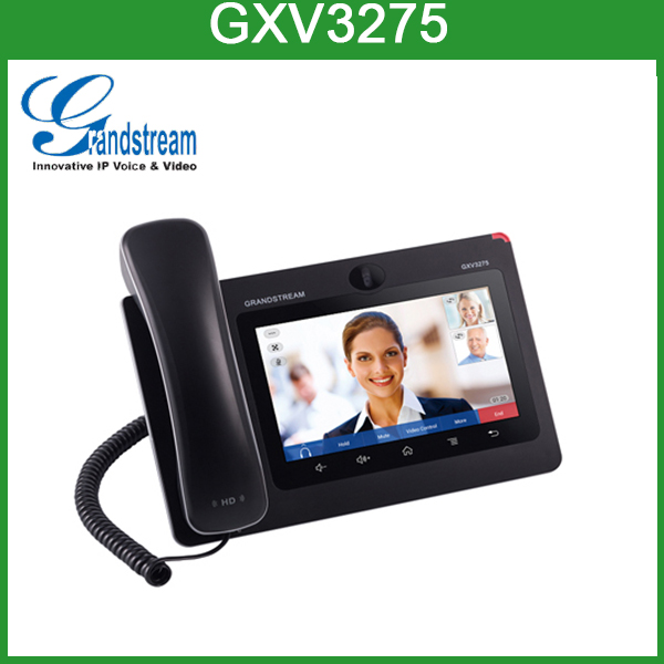 Grandstream GXV3275 IP Multimedia Phone SIP Video Door Phone with Android