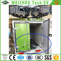 Fashionable Electric Cargo Van With EEC