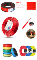 Wholesale price Insulated BV electrical cable wire 3.5mm copper cable Electrical Cable