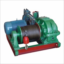 Fast Building crane winch windlass Series1-10tons