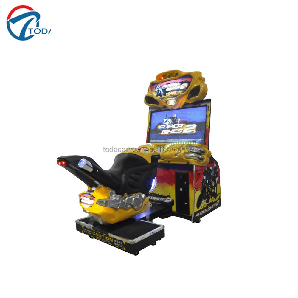 new FF motor car 3d simulator racing car game machine/accade video games boy for sale