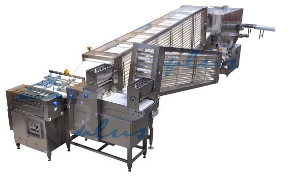 Bakery machine - Automatic Line for Pita Bread