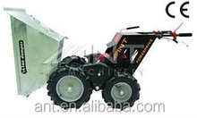 tractor for potatoes, palm tractor,oil palm harvester.gas wheel barrow/barrow wheel with extension side