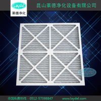 Paper Frame Pleated Air Filter