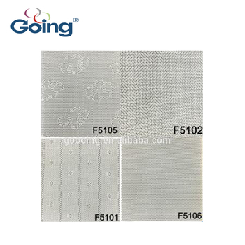 Top sheet PE Perforated Film raw-material for sanitary napkin made in China