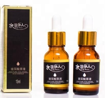 OEM/ODM Private Label Skin Care facial serum treatment hyaluronic acid essence