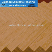 8mm V Groove Painted AC3 Laminate Flooring