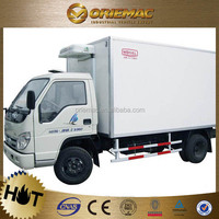 Foton 5 ton refrigerated van and truck in dubai