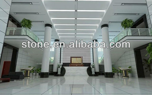 factory of white nano crystallized glass white nanoglass stone factory