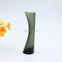 Attractive crystal glass vase wedding thank you gifts for guests