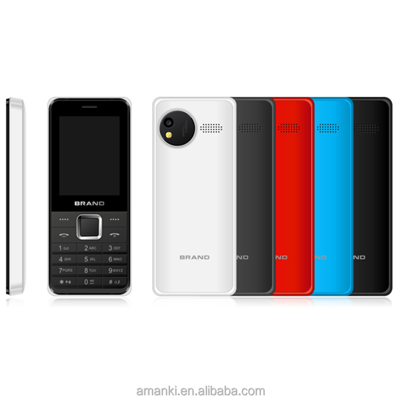 In Stock!Amanki Factory High Quality 2.4 inch Cheap Bluetooth Wholesale copy blu Cell Phone cellular