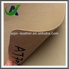Artificial PU leather for furniture industry