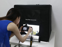 Portable Mini Kit Photo Photography Studio Light Box Softbox portable studio light tent