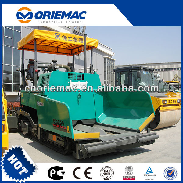 Hot Sale Cheap 6m XCMG RP602 used Asphalt Paver