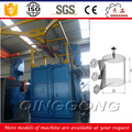 china factory supplier hanger shot blasting machine for steel furniture