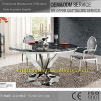 Designer Crazy Selling culture marble dining table