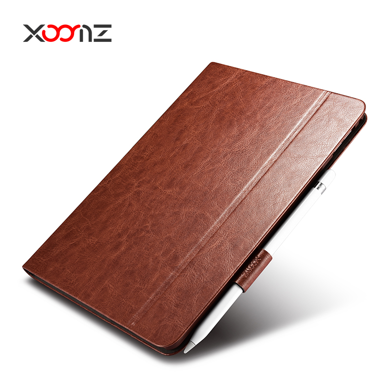 XOOMZ PU Leather Case for Apple iPad Pro 9.7 Inch with Stand Function