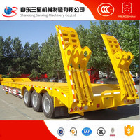 2016 China Supplier Heavy Equipment Transport