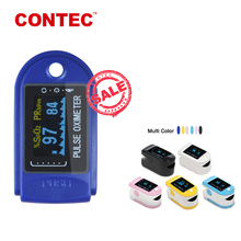Merry Christmas!CONTEC CE FDA Certificate CMS50D finger pulse oximeter with OLED display