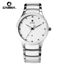 Hot sale fancy Jewelry watch ladies 10 atm water resistant ceramic strap wrist watches women