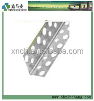 Corner bead for construction material