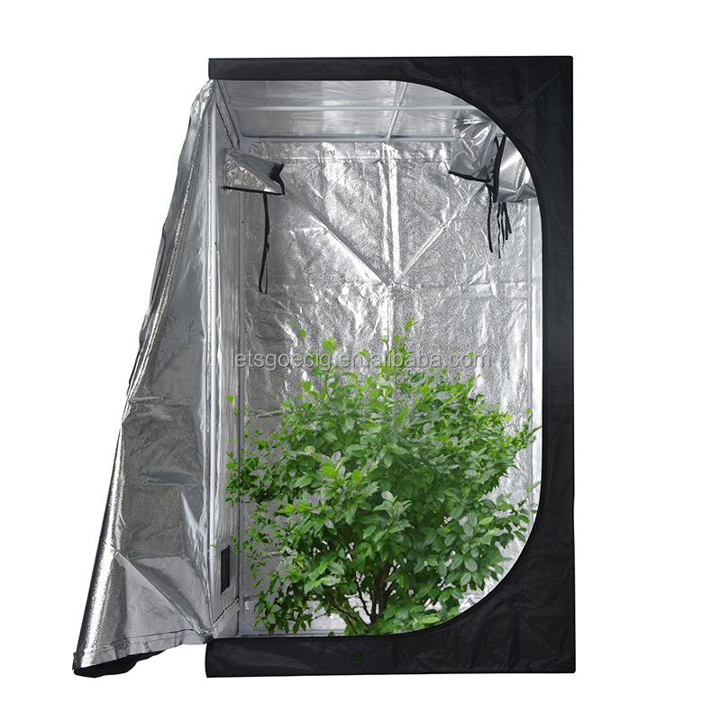 Hydroponics customizable small size mini practical plant grow clean room tent