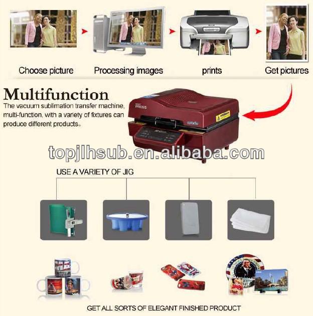 3d máquina phone case printer