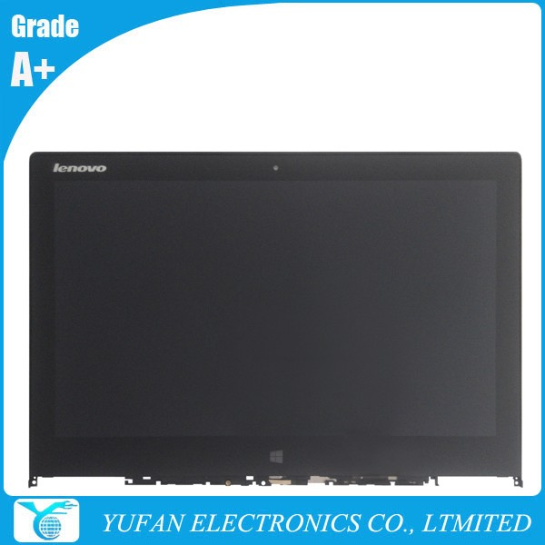 Wholesale 73045086 LTN133YL01-L01 computer parts laptop LCD Assembly for Yoga 2 pro 13