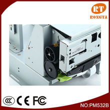 80mm Thermal Kiosk Printer,contral board+cutter +printer head PM532A
