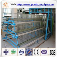 2016 Hot Sales battery chicken breeding chicken cage